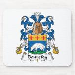 Escudo de la familia de Bonnefoy Tapete De Raton