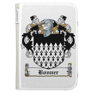 Escudo de la familia de Bonner