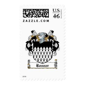 Escudo de la familia de Bonner Envio