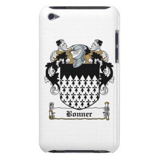 Escudo de la familia de Bonner iPod Touch Case-Mate Fundas