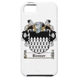 Escudo de la familia de Bonner iPhone 5 Carcasa