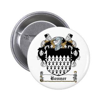 Escudo de la familia de Bonner Pin