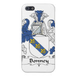 Escudo de la familia de Bonney iPhone 5 Cobertura