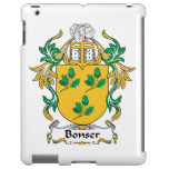 Escudo de la familia de Bonser