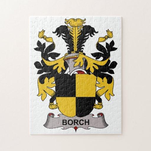 Escudo de la familia de Borch Puzzle