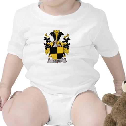 Escudo de la familia de Borch Trajes De Bebé