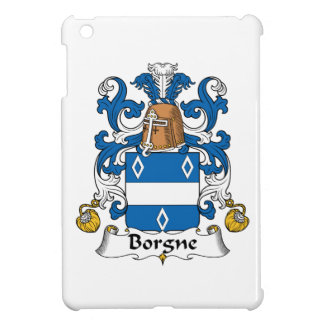 Escudo de la familia de Borgne