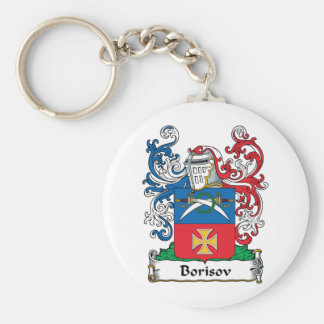 Escudo de la familia de Borisov Llavero