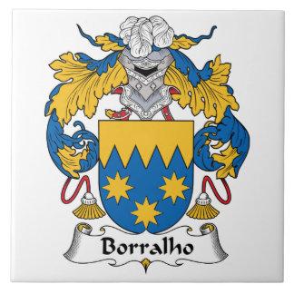 Escudo de la familia de Borralho Teja