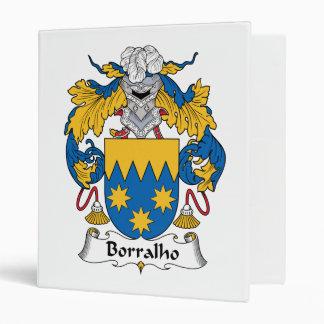 Escudo de la familia de Borralho