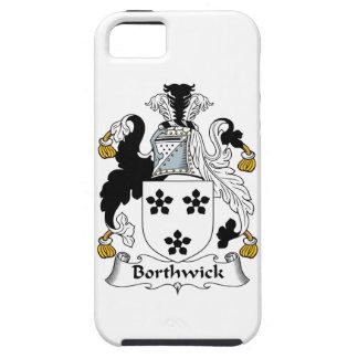 Escudo de la familia de Borthwick iPhone 5 Case-Mate Fundas