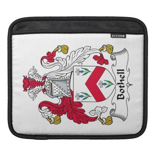 Escudo de la familia de Bothell Mangas De iPad
