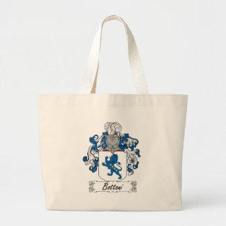 Escudo de la familia de Bottoni Bolsas De Mano