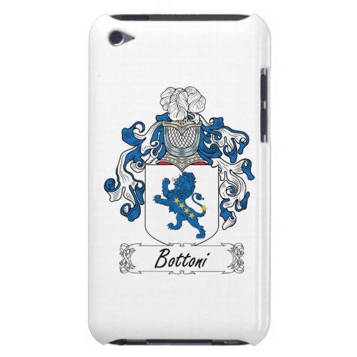 Escudo de la familia de Bottoni Case-Mate iPod Touch Cobertura