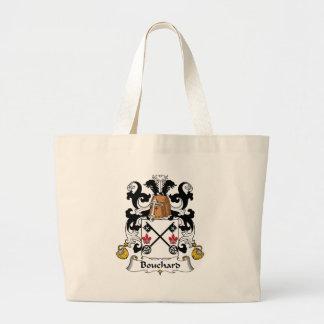 Escudo de la familia de Bouchard Bolsa De Mano