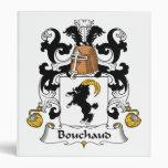 Escudo de la familia de Bouchaud