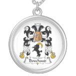 Escudo de la familia de Bouchaud Grimpola Personalizada