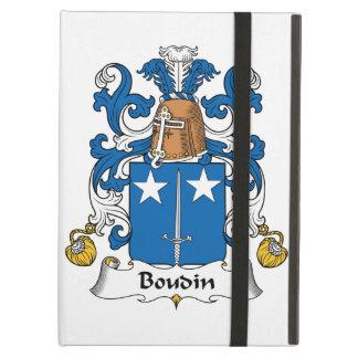 Escudo de la familia de Boudin