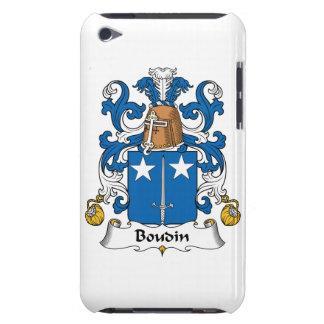 Escudo de la familia de Boudin Case-Mate iPod Touch Carcasas