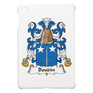 Escudo de la familia de Boudin iPad Mini Carcasa