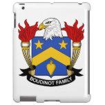 Escudo de la familia de Boudinot
