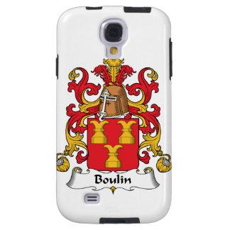 Escudo de la familia de Boulin Funda Para Galaxy S4
