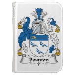 Escudo de la familia de Bounton