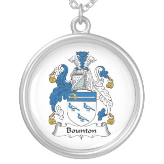 Escudo de la familia de Bounton Joyeria