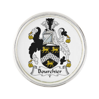 Escudo de la familia de Bourchier Pin