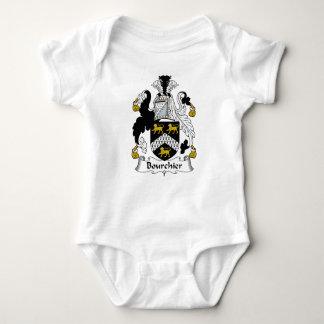 Escudo de la familia de Bourchier Camisetas