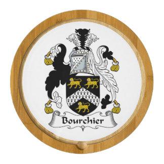 Escudo de la familia de Bourchier