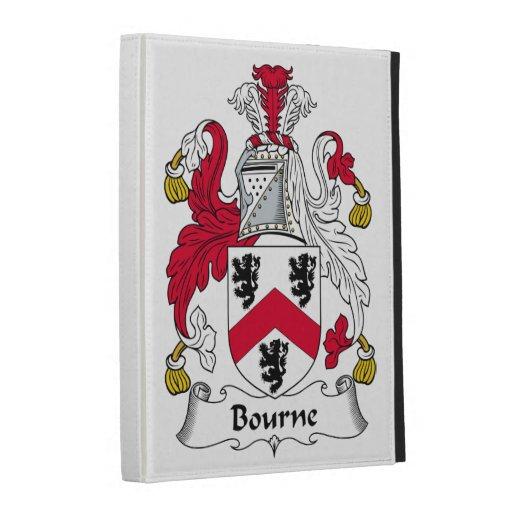Escudo de la familia de Bourne