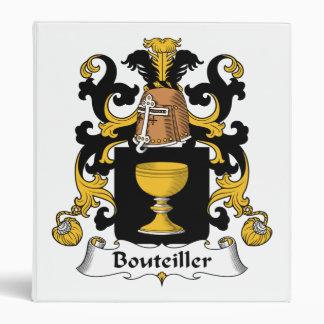 Escudo de la familia de Bouteiller