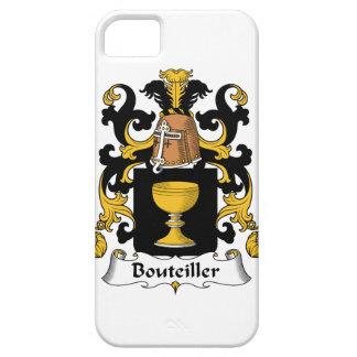 Escudo de la familia de Bouteiller iPhone 5 Cárcasa