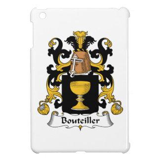 Escudo de la familia de Bouteiller iPad Mini Cárcasa