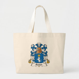 Escudo de la familia de Boutet Bolsa De Mano