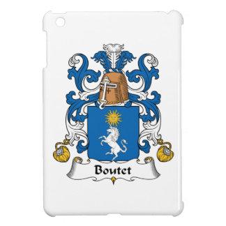 Escudo de la familia de Boutet iPad Mini Protectores