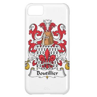 Escudo de la familia de Boutillier