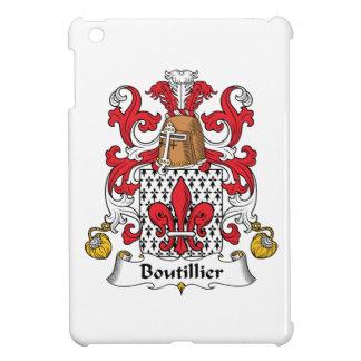 Escudo de la familia de Boutillier iPad Mini Carcasa