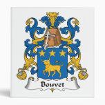 Escudo de la familia de Bouvet