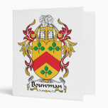 Escudo de la familia de Bouwman