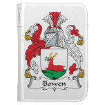 Escudo de la familia de Bowen