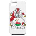 Escudo de la familia de Bowen iPhone 5 Case-Mate Coberturas