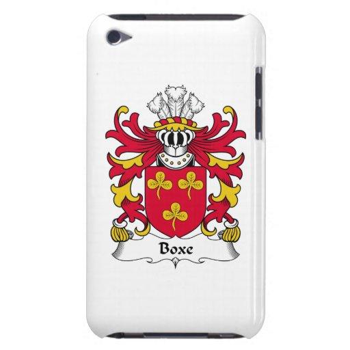 Escudo de la familia de Boxe iPod Case-Mate Protector