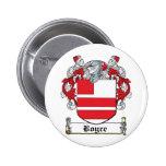 Escudo de la familia de Boyce Pin