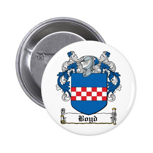 Escudo de la familia de Boyd Pins
