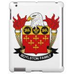 Escudo de la familia de Boylston