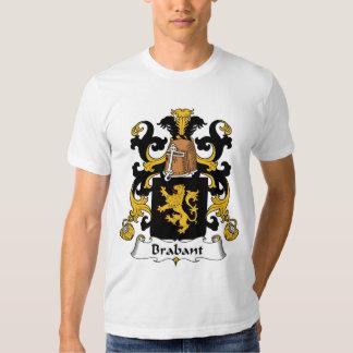 Escudo de la familia de Brabante Remeras