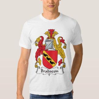 Escudo de la familia de Brabazon Poleras