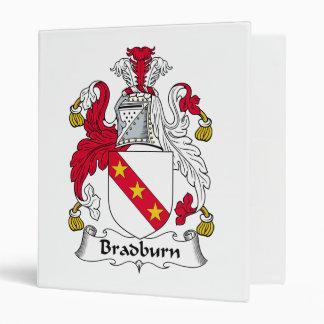 Escudo de la familia de Bradburn